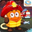 Marbel Firefighters - Kids Heroes Series