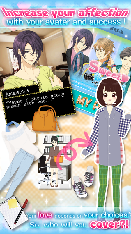 Dating simulation games for android