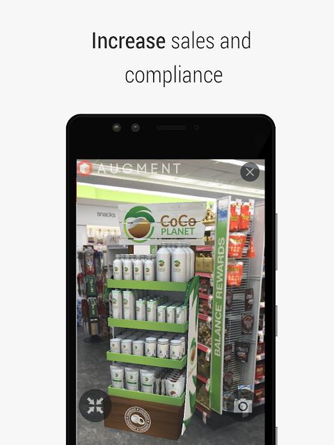 Augment - 3D Augmented Reality screenshot 6