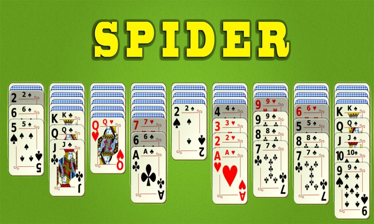 SPIDER CARTA PACIENCIA BAIXAR DE JOGOS