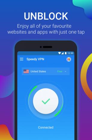 Free VPN Proxy by New Speedy VPN with Turbo Speed 1 2 0 178