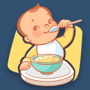Baby Led Weaning: Meal Planner & Nutrients Tracker