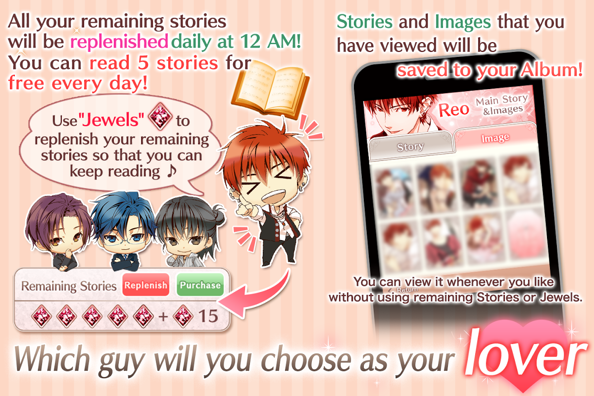 Dating sim games for guys android central