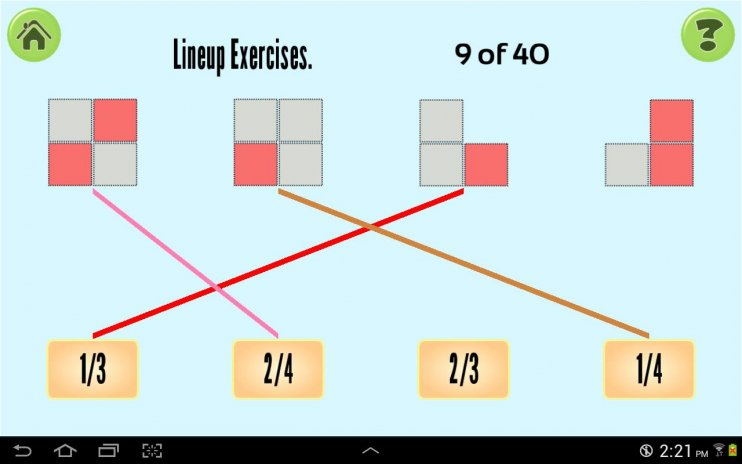 Simply Fractions (Lite), Math 1.5 Download APK for Android - Aptoide