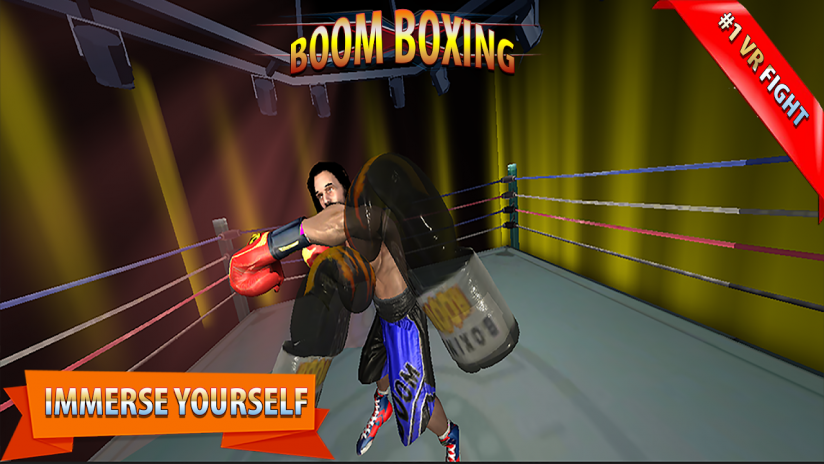 Boom Boxing - First person VR 1 0 0 Download APK for Android