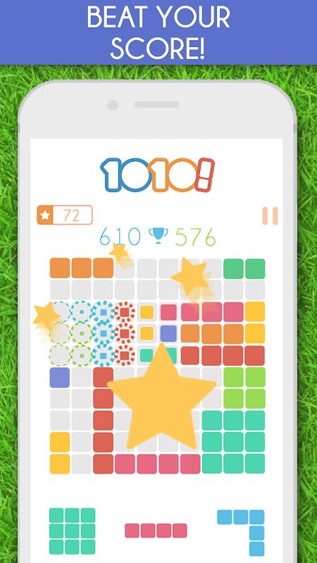1010! Puzzle screenshot 2