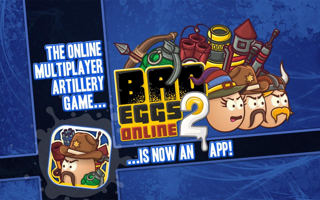 Bad Eggs Online 2 screenshot 1