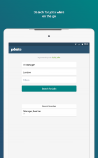 Jobsite - Find UK jobs and careers around you screenshot 7