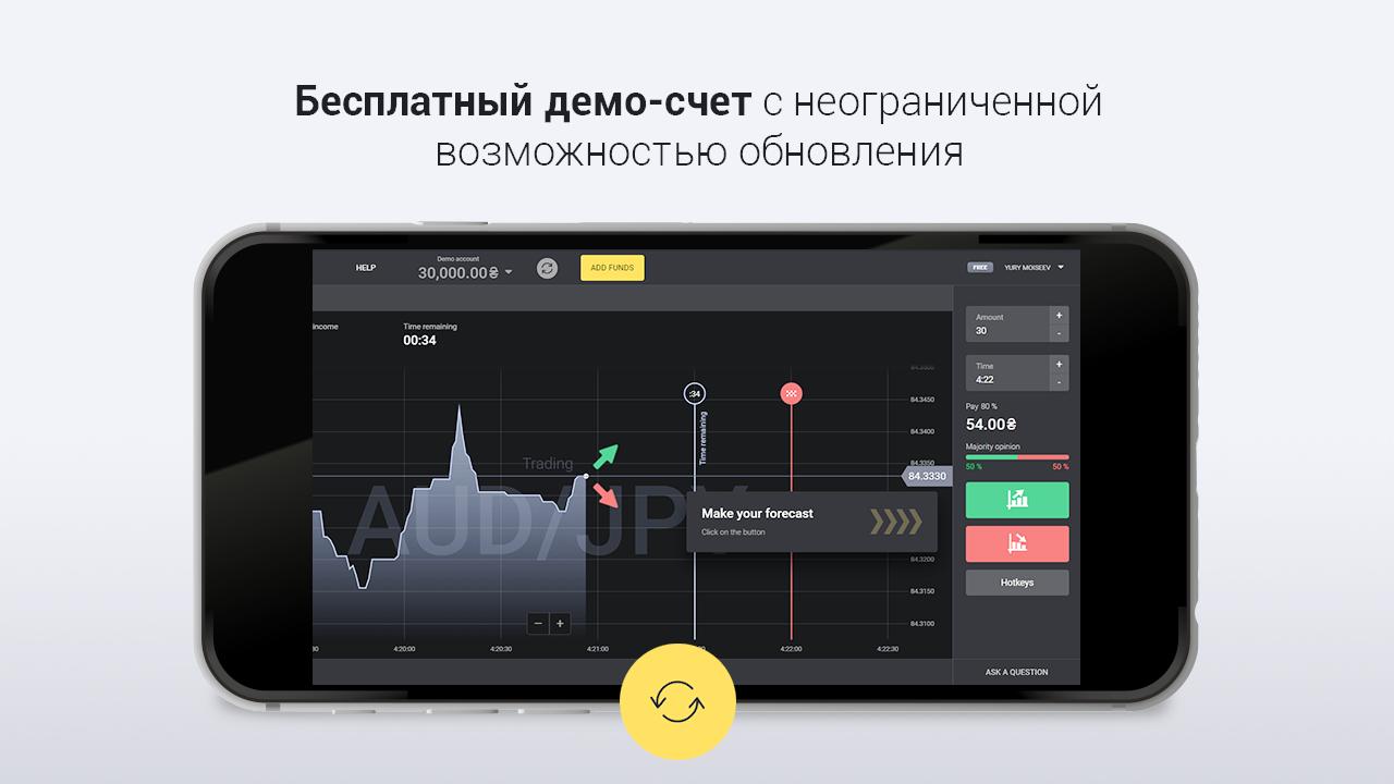 Брокеры бинарных опционов мобильная версия genesis криптовалюта