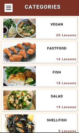 Video food recipes 10 download apk for android aptoide video food recipes screenshot 1 video food recipes screenshot 2 forumfinder Images