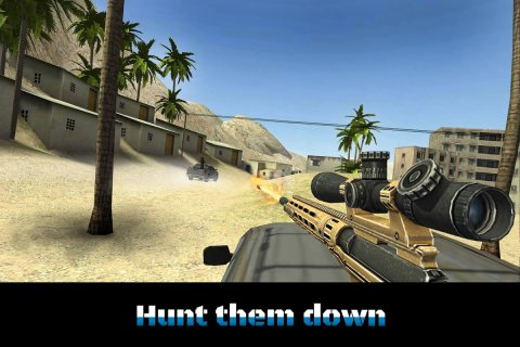 Sniper Ops 3D - Shooting Game screenshot 22