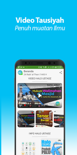Halo Ustadz (Aplikasi Konsultasi Syariah) screenshot 5