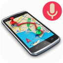 GPS Voice Map Tracker & Voice Navigation Guide