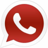 whatsaap red Icon