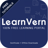 LearnVern - Learn IT Courses for Free in Hindi Icon
