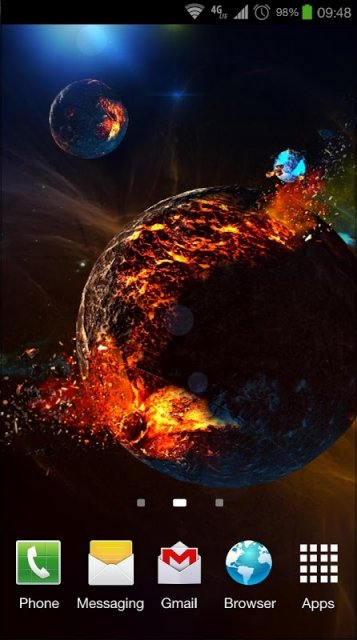 space live wallpaper pro apk free download