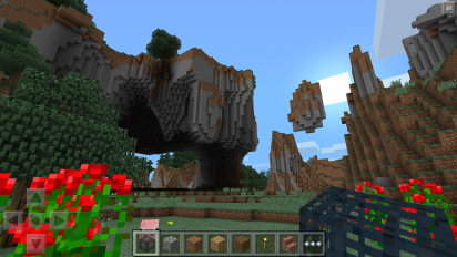 minecraft pocket edition screenshot 1