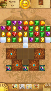 Clash of Diamonds - Match 3 Jewel Games screenshot 7