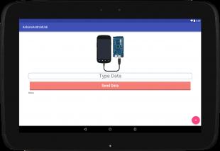 Arduino Android OTG USB Screenshot