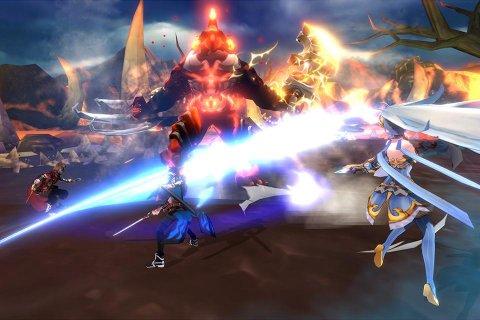 Dawn Break: The Flaming Emperor screenshot 2