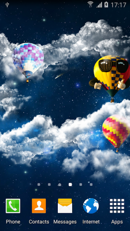 Night Sky Live Wallpaper 1 0 4 Download APK for Android