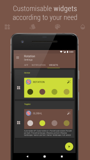 Rotation - Orientation Manager screenshot 12