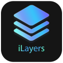 iLayers Dark Theme[Layers]