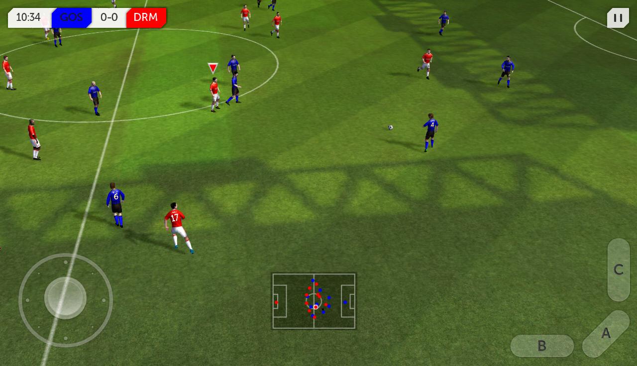 Dream League Soccer screenshot 6