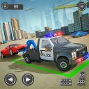 Police Tow Truck Driving: Offline Games No Wifi