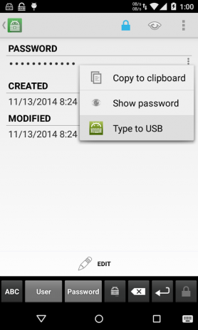 Keepass2 USB Keyboard Plugin 1 3 1 Download APK for Android - Aptoide