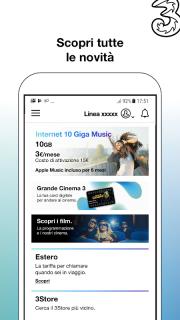 My3 | Area Clienti 3 screenshot 3