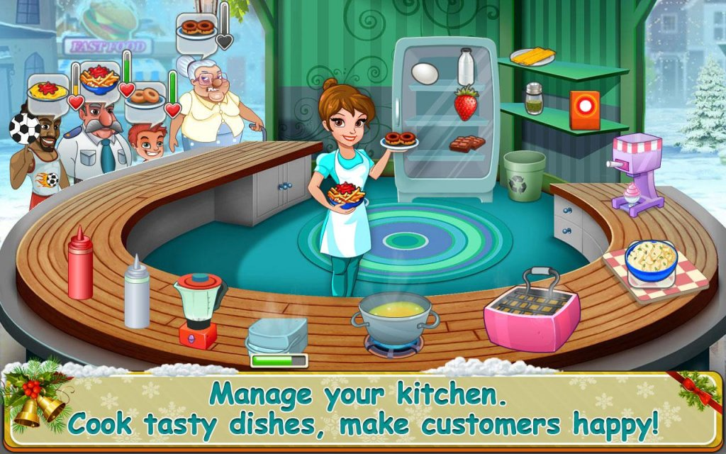 Kitchen Story Cooking Game Download Apk For Android Aptoide