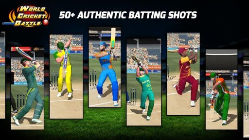 World Cricket Battle (Unreleased) screenshot 4