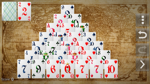 Solitaire-Spider-FreeСell screenshot 3