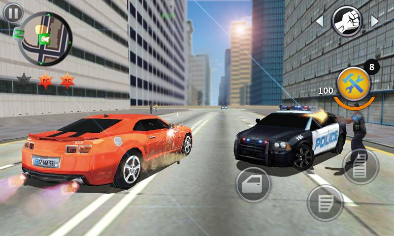Gângster Grande 3D screenshot 2