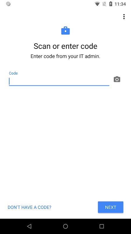 Android Device Policy screenshot 2