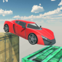 Stunt Car Container Drive Challenge