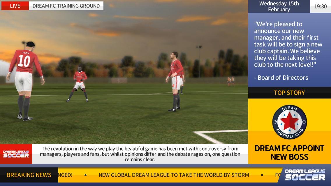 Dream League Soccer 2017 screenshot 3