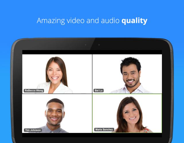 ZOOM Cloud Meetings screenshot 2