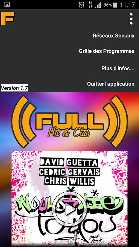 Full-Radios Hit&Club screenshot 5