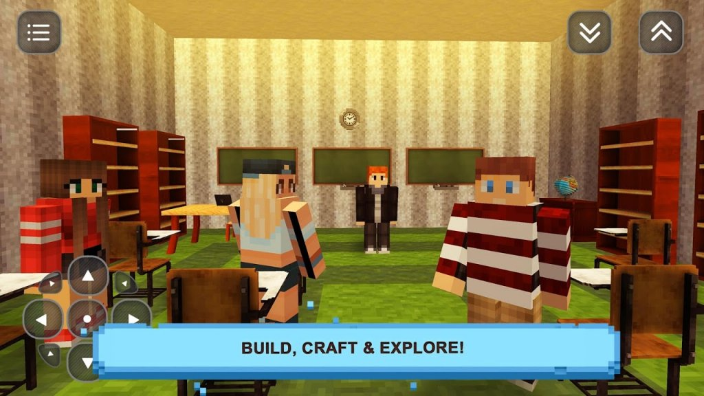 High school girls craft story download apk for android for Crafting and building app store