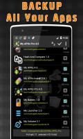 My APKs Pro - backup manage apps apk advanced Screen