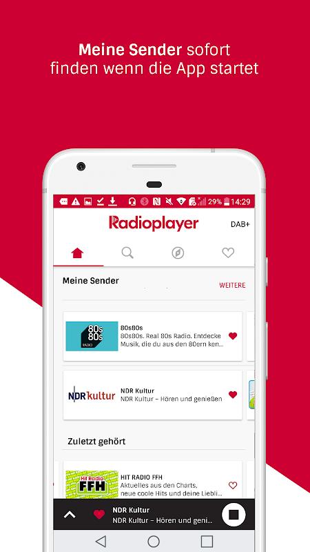 Radioplayer - Gratis Radio App 4 3 420 1 Download APK para