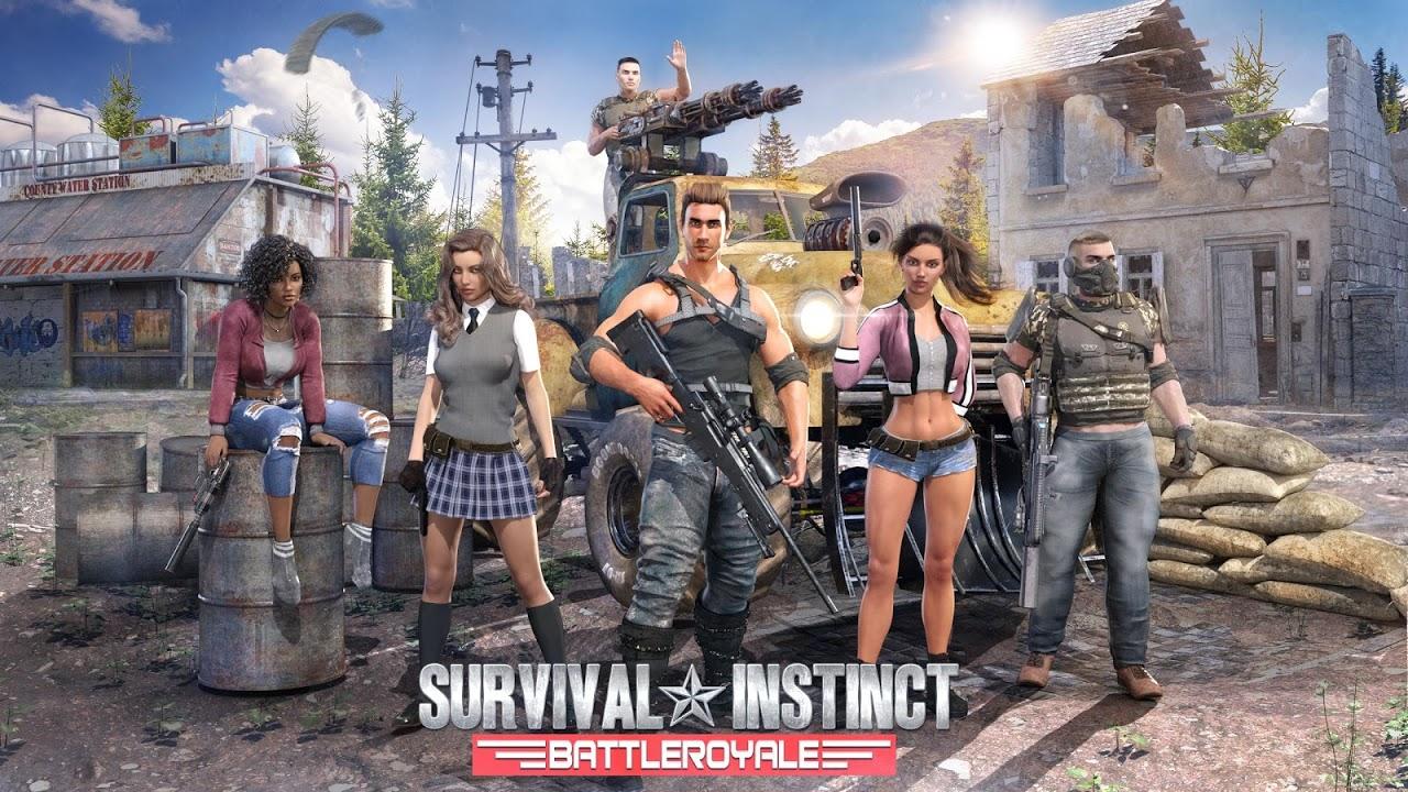 Survival Instinct: Battle Royale screenshot 1