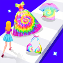 Princess Tie Dye Fashion Run