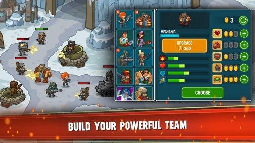Steampunk Defense: Tower Defense screenshot 3