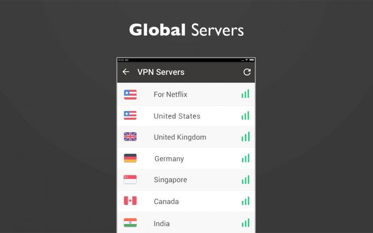 Free unblock VPN& security VPN by VPN Proxy Master1 5 6 tải