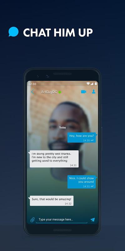 Το πιο δημοφιλές γκέι dating app