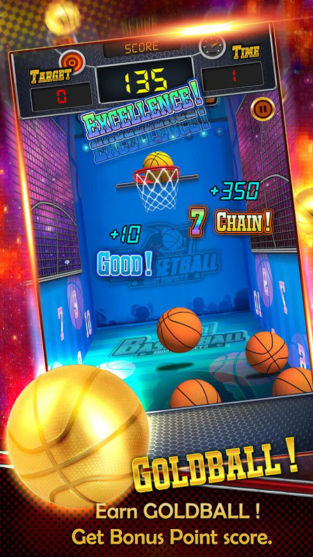 Basketball Shooting Ultimate screenshot 1