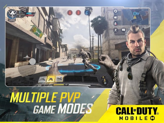 call of duty mobile apk only
